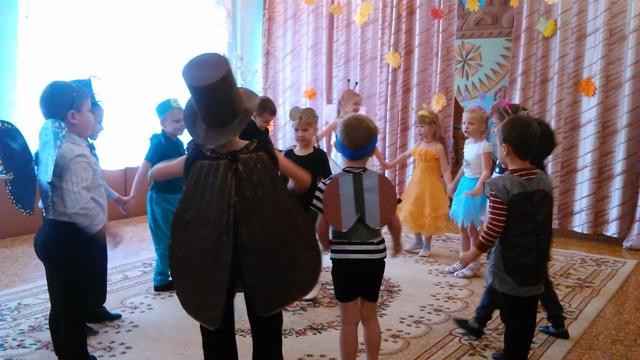 В детскому саду №7 города Суздаля прошел фестиваль детского музыкально-театрализованного творчества.