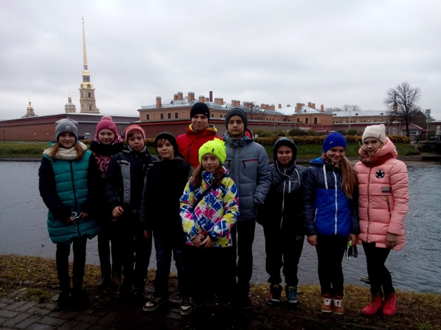 Юные музыканты из Весьегонска — в Санкт-Петербурге