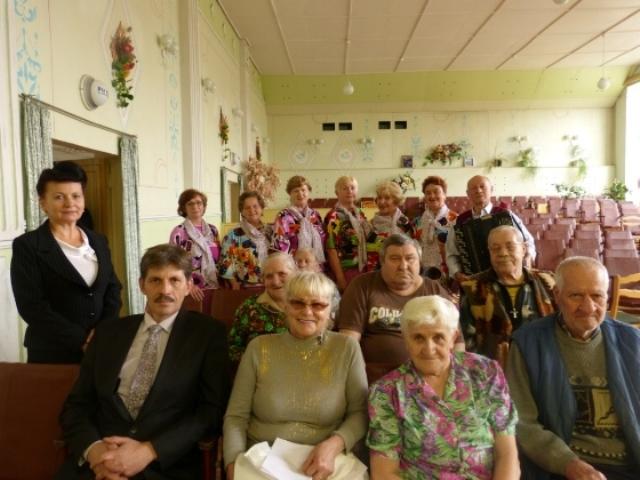Традиционная поездка к землякам в Пучеж