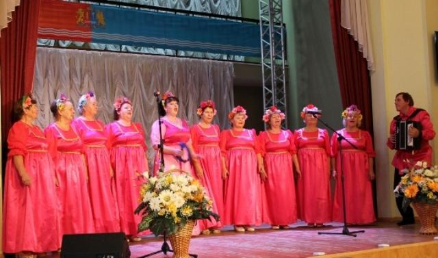 Торжественное мероприятие в Ивановском Доме национальностей