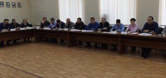 Совещание глав администраций поселений Калининского района