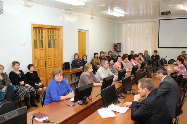 В районной администрации прошли публичные слушания по внесению изменений в Устав Пошехонского муниципального района.