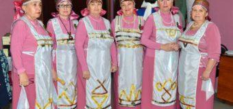 Победа в фестивале «Поет село мое родное»
