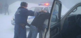 В Ярославской области полицейские открыли стрельбу по нарушителю