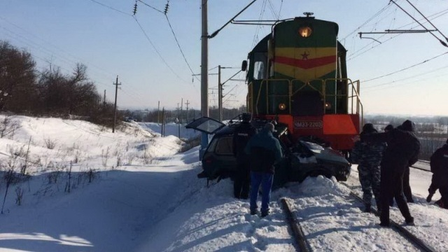 Подробности жуткой аварий с поездом в Белгородской области
