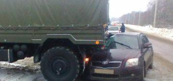 Подробности ДТП на трассе Иваново — Ярославль, есть пострадавший