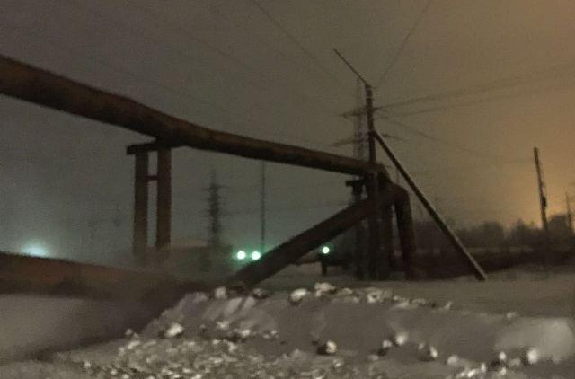 Из-за серьезного ДТП водителям в Костроме придется объезжать улицу Индустриальную