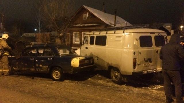 ДТП в городе Угличе, есть пострадавшие