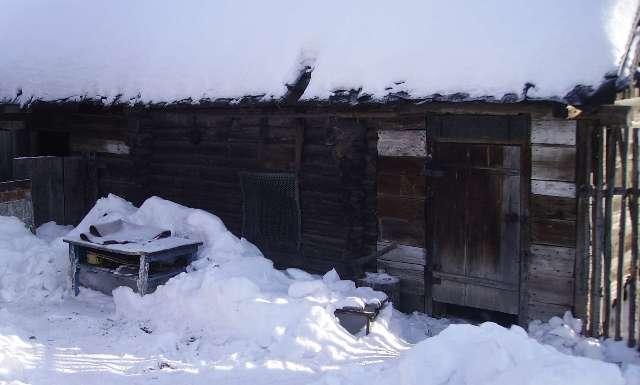В Тоншаевском районе сгорел жилой дом