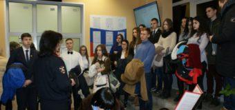 Студенты Тверских вузов проходят стажировку в подразделениях полиции