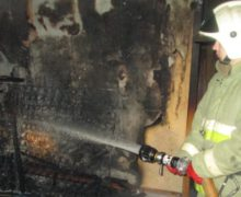 В Саратове два человека погибли в огне