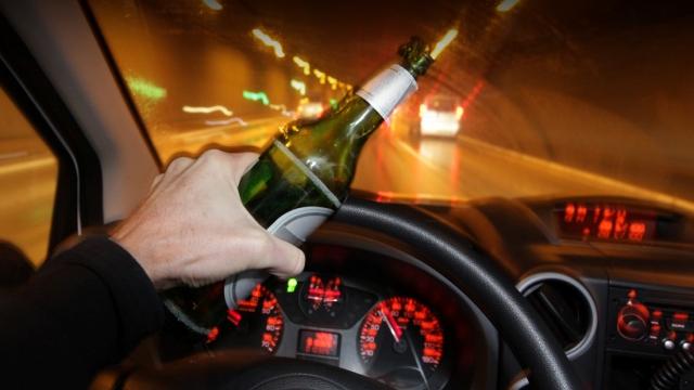 В городе Починке задержан пьяный водитель