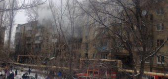 В Саратове в жилом доме взорвался газ, есть пострадавшие