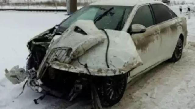 В Ярославском районе столкнулись локомотив и легковушка