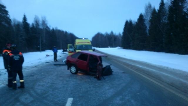 Жуткое ДТП в Даниловском районе, пострадали 3 человека
