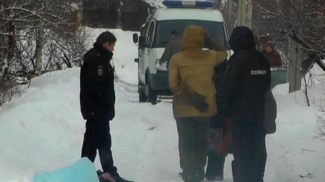 На дороге в Иванове обнаружен труп