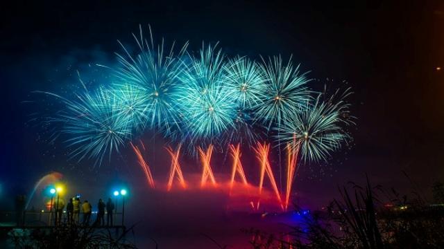 Смоленск 22 июля примет VII международный фестиваль фейерверков «Звездопад»