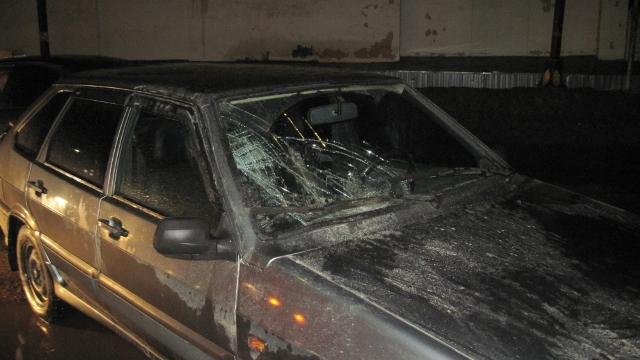 В Угличе легковушка травмировала пешехода