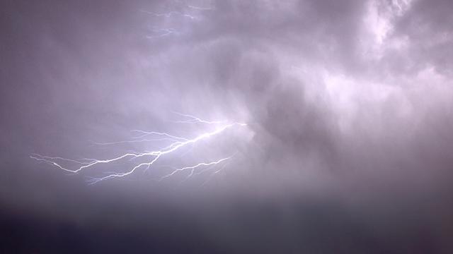 Сегодня в Костромской области ожидается сильный дождь, ветер и грозы