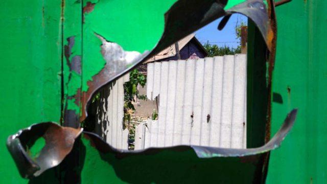 Украинская сторона продолжает нарушать перемирие в ДНР