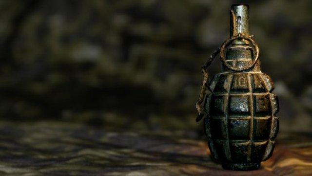 В Шахтёрске в результате неосторожного обращения произошёл взрыв гранаты