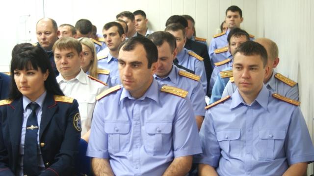 В СУ СКР по Тверской области прошел семинар для руководителей и следователей территориальных следственных отделов
