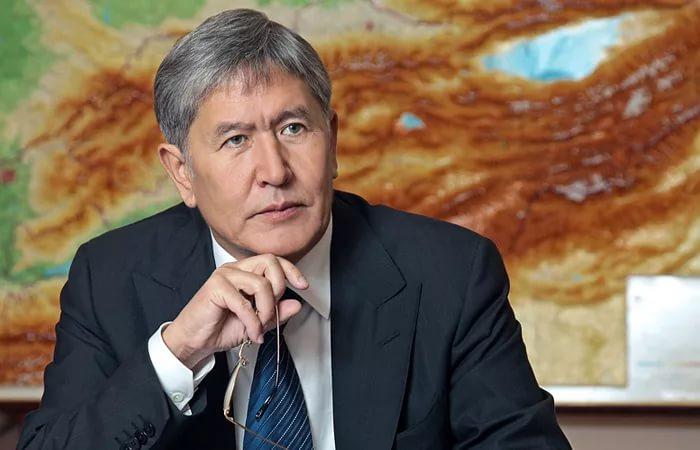 Ивашим, инашим: Алмазбек Атамбаев желает угодить Вашингтону и столицеРФ