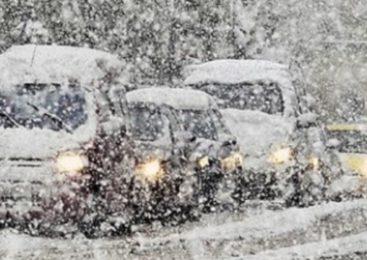Штормовое предупреждение объявлено на трассе «Ташкент-Ош»