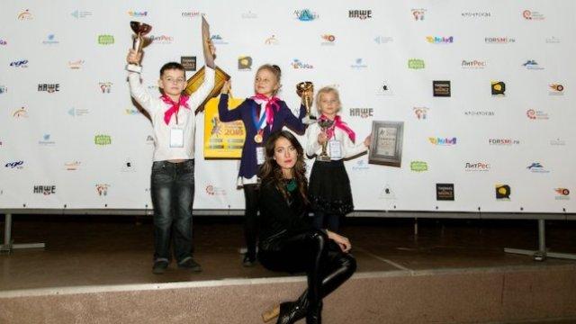 В Москве прошел AMAKids World Cup 2018