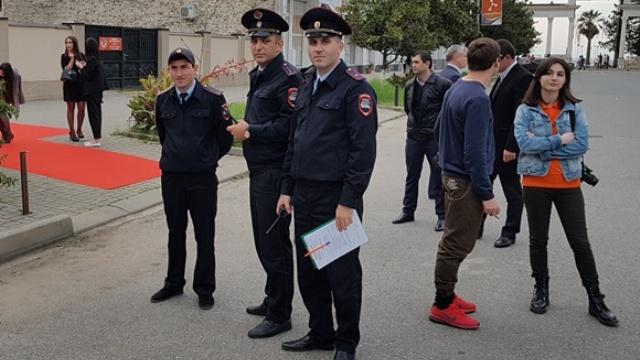Международный кинофестиваль прошел в столице Абхазии