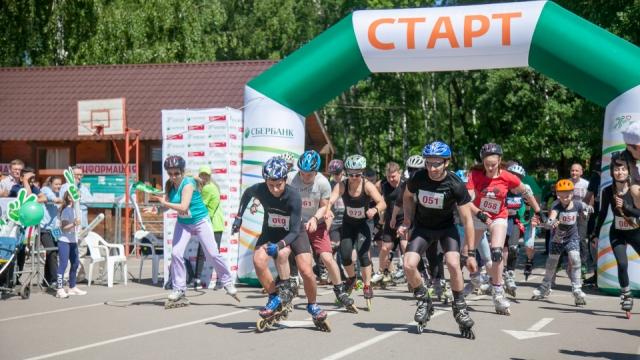 В Зеленом марафоне «Бегущие сердца» в Воронеже, Орле и Тамбове приняло участие около 4 тысяч человек