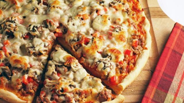 FoodBand опубликовал ТОП 10 самых популярных пицц Москвы