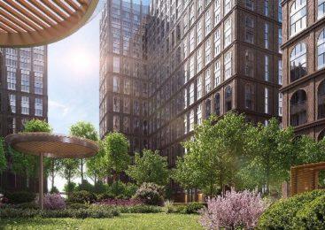 Роман Авдеев оценил ход работ по строительству ЖК «Серебряный парк» на северо-западе Москвы
