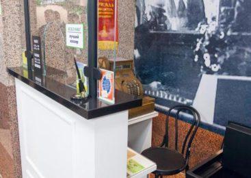 Журналисты региональных СМИ посетили корпоративный музей Сбербанка в Воронеже
